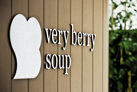 very berry soup
