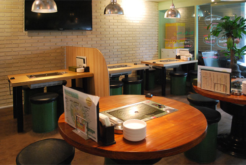 Korean Kitchen TEJI-TEJI 茅ヶ崎店 - SUNSHOW -
