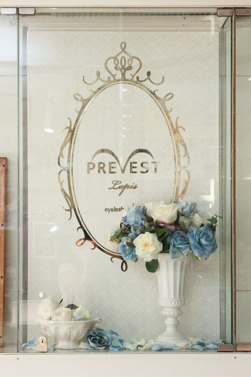 eyelash salon PREVEST Lapis - SUNSHOW -