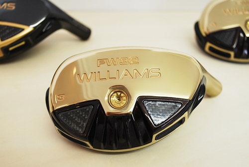 GOLF WILLIAMS -SUNSHOW-