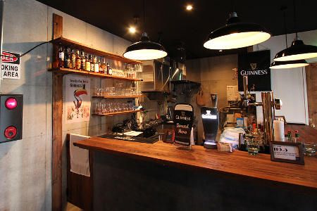 BEER DINING BAR QUANTUM MOON BEER DINING BARの内装・外観画像