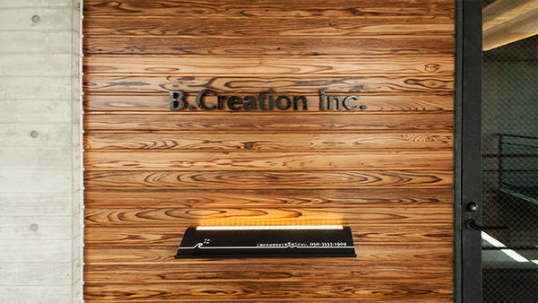 B.Creation Inc.