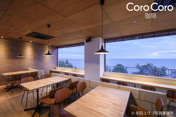 CoroCoro珈琲  [切目駅]の店舗内装・外装情報
