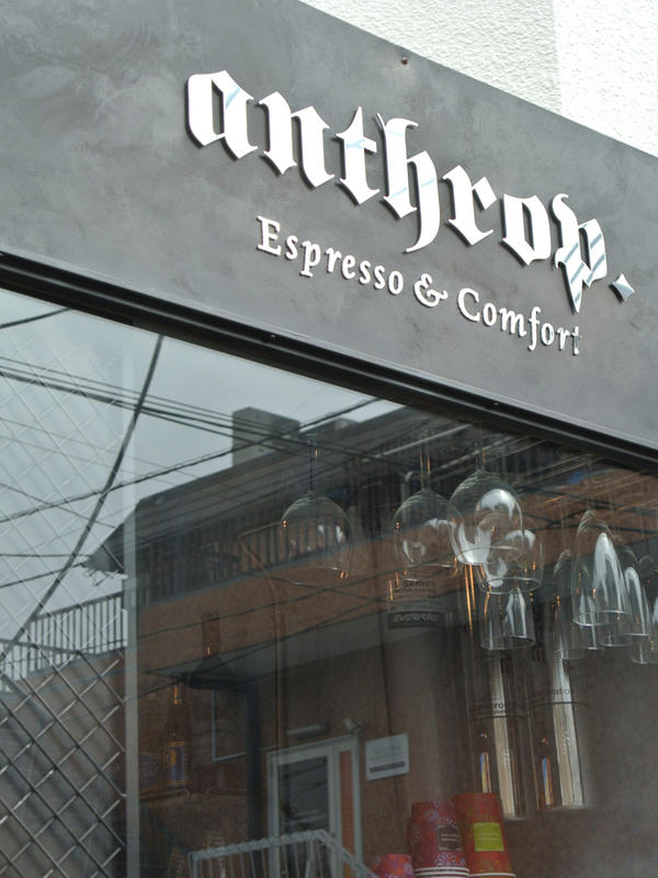 cafe Anthrop.