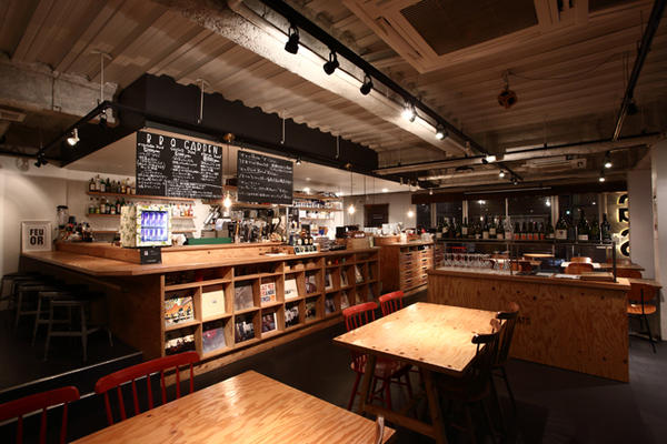 CONGRATS CAFE kyoto カフェダイニングの内装・外装画像