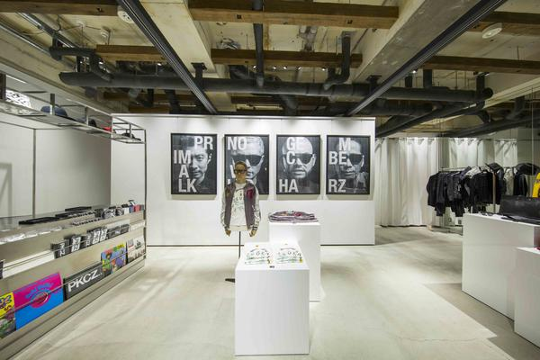 PKCZ GALLERY STORE