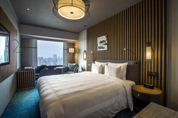 Guest Room -スイスホテル南海大阪-