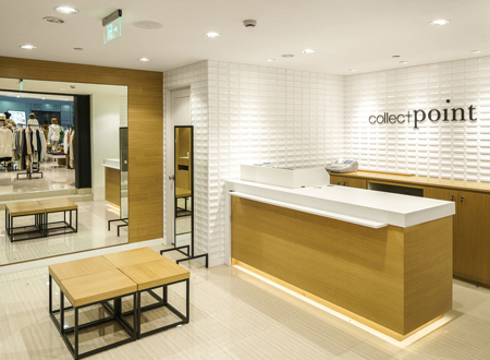Collect Point Mosaic店
