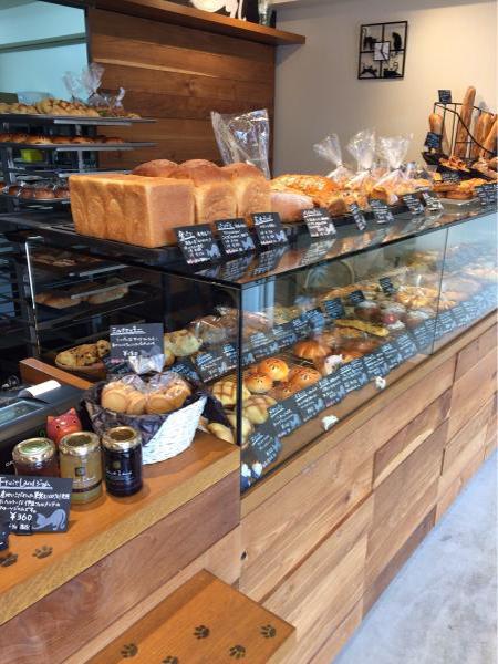 necota bakery bakery shop 玉川学園前 店舗デザイン com