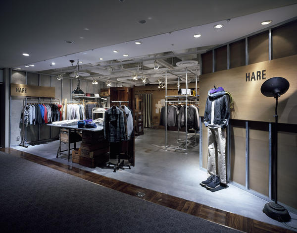 HARE 新宿店