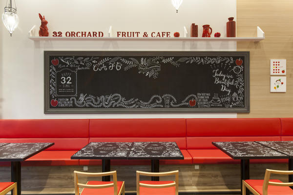 32orchard fruit+Cafe