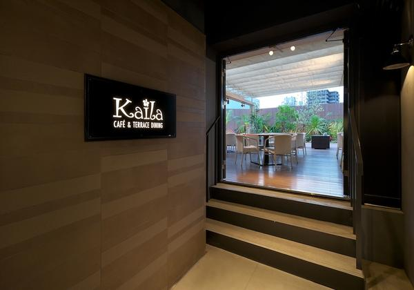 Kaila TERRACE DINING