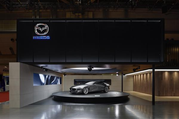 TOKYO MOTOR SHOW 2017 MAZDA BOOTH