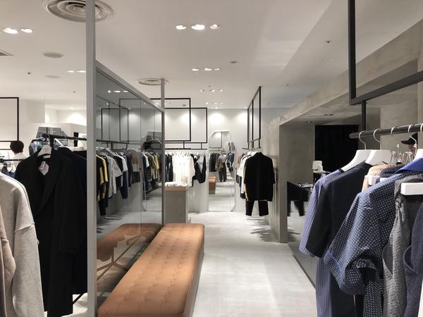 Lui's/EX/store 名古屋パルコ店 メンズレディースアパレル雑貨の内装・外観画像