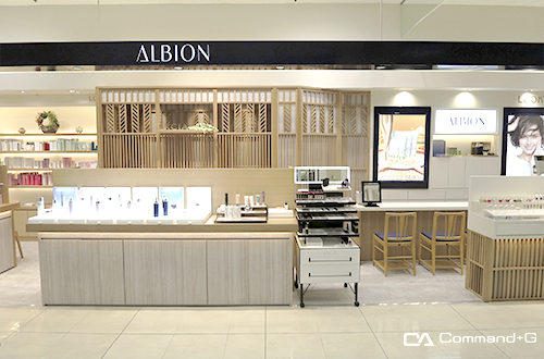 ALBION LOOK 天満屋福山店