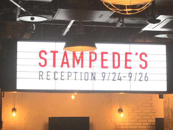Stampede's Cafe & Dining Bar