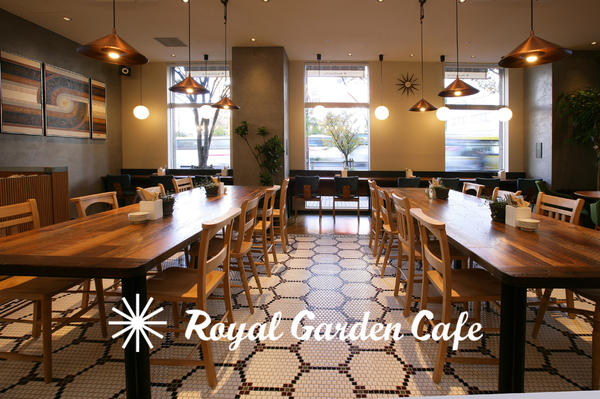 Royal Garden Cafe 天神