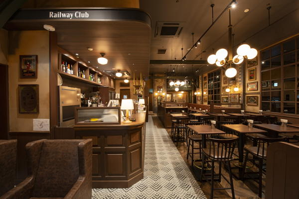 RAIL WAY CLUB 大宮店