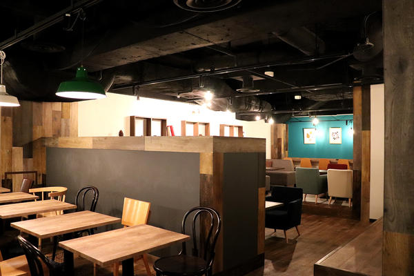 ミライスト CAFE×SWEETS×BAR