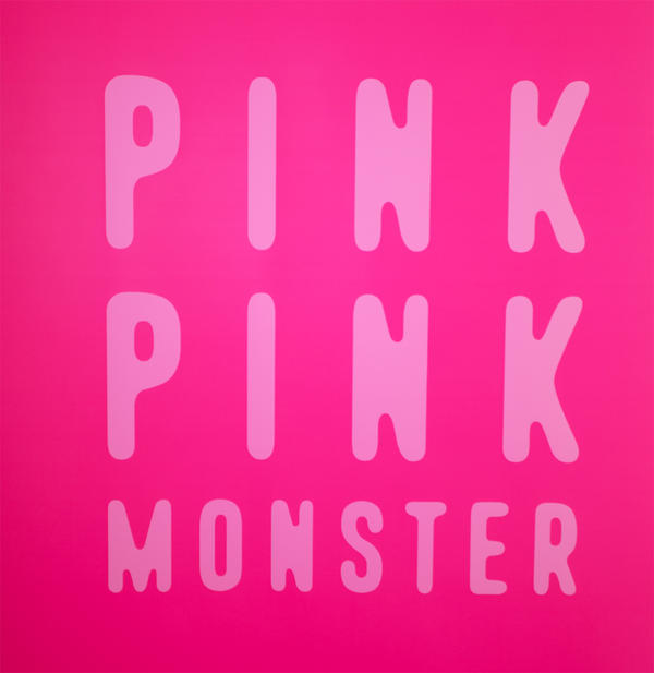 PINK PINK MONSTER