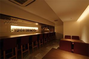WINE BAR  RABAT WINE BARの内装・外装画像