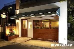 cafe sourire カフェの内装・外観画像