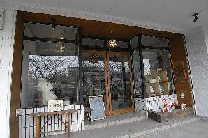 SOY BOOK CAFE カフェ・パン屋・ケーキ屋の内装・外観画像