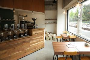 Jubilee Coffee and Roaster Coffee and Roasterの内装・外装画像