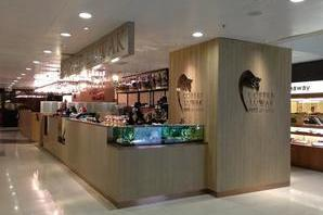 Copper Luwak Art Coffee Tuen Mun店 カフェの内装・外装画像