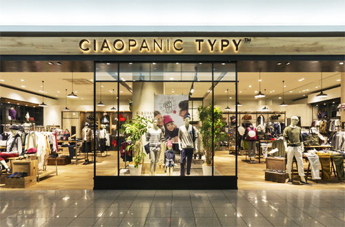 CIAOPANIC TYPY 宇都宮インターパーク店 物販店の内装・外装画像