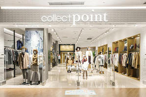 Collect Point Mosaic店 アパレルの内装・外観画像