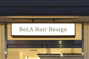 BeLA Hair Design HAIR SALONの内装・外装画像